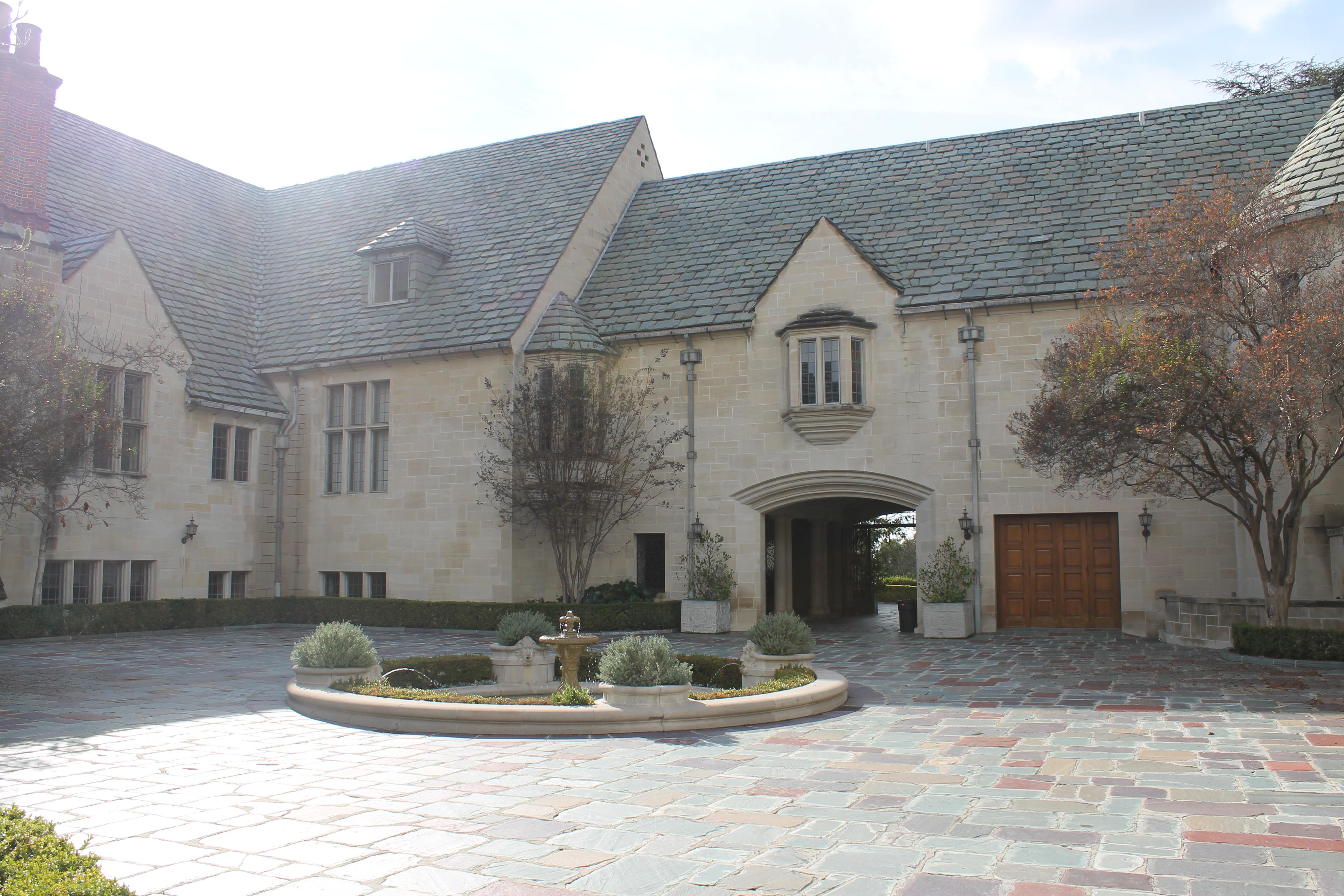 Greystone mansion park la ordinary girl for The greystone
