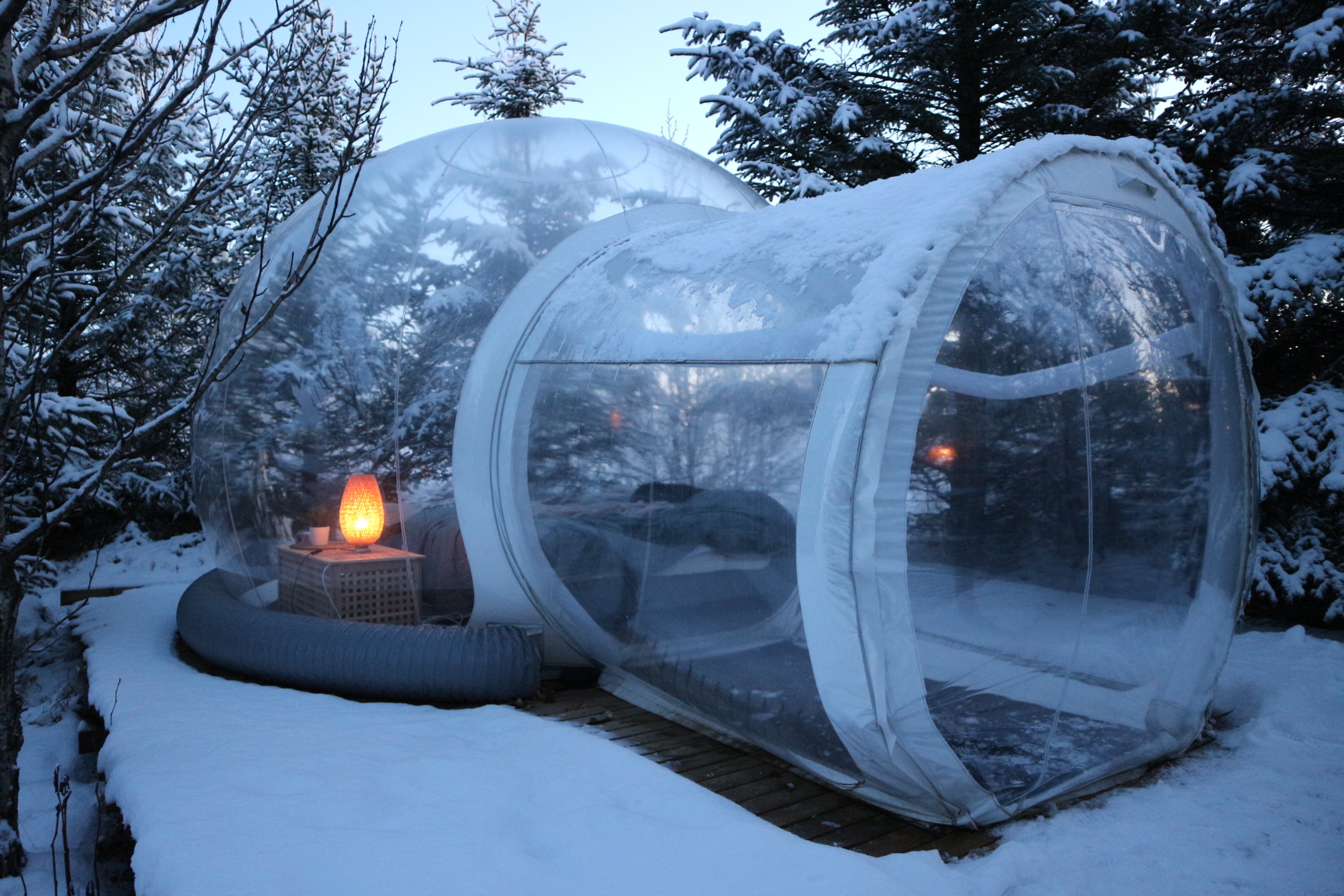 Stay here: The Bubble Hotel, Iceland | Ordinary Girl, Extraordinary